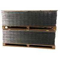 2 pallets (400) draadmatten 15/15 (2,52 m2)