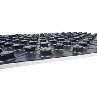 Noppenplaat 30 mm met 10 mm isolatie pallet 96 stuks