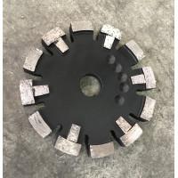 Freesschijf Zachtere Vloer 130 mm 16 mm per stuk